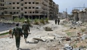Fighters start leaving last rebel pocket of Syria's Ghouta