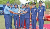 BAF inter-base small arms firing contest ends