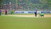 Abahani inch closer to clinch DPL trophy