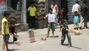 Lack of playgrounds force urban children to lead confined life