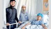 Toufiq saved by 'brave'  decision of Apollo
