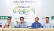 Goodluck Bangladesh dream campaign kicks off