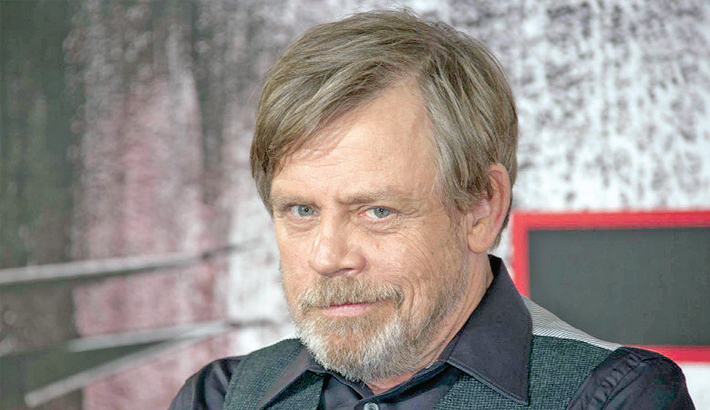 Hamill was surprised at Star Wars: The Last Jedi backlash