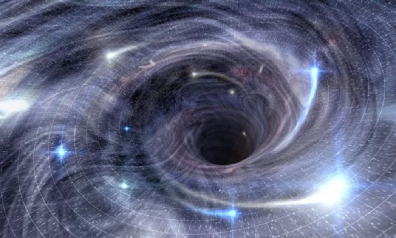 Dozen black holes found at galactic centre