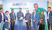 Riyad becomes brand ambassador of Savlon