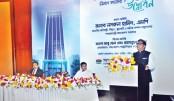 2nd phase construction work of 'Jamuna Bhaban' starts