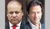 Sharifs, Imran under threat from Taliban: Report