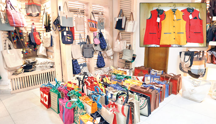 Diversified jute products open new export avenues