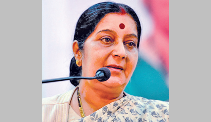 Terrorism one of greatest threats to global peace, says Sushma
