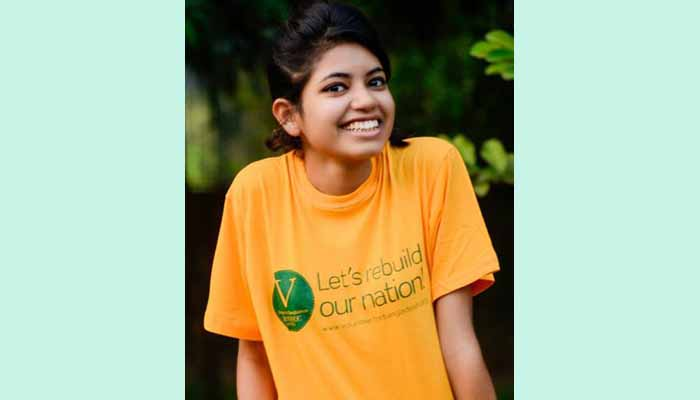 Bangladeshi Tanzil becomes emerging global young leader