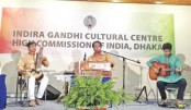 Mahadeb Ghose enthralls audience at Nat'l Museum