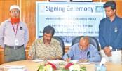 Begum Rokeya  University, BIJEM  reach agreement