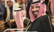 Saudi 'Prince Charming' Mohammed bin Salman comes to Hollywood