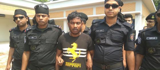 Babul confesses to killing Beauty after rape