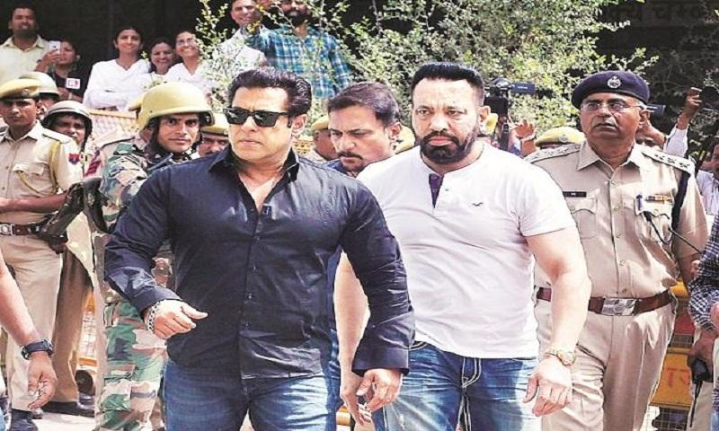 Salman's verdict in Blackbuck Poaching case  after lunch