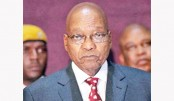 Zuma charged with corruption