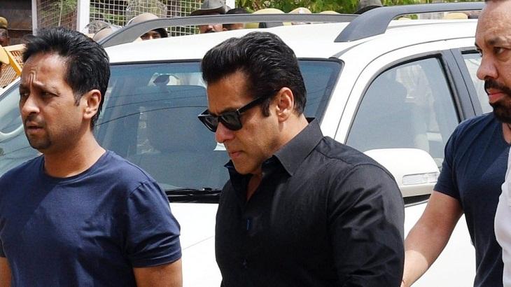 Bollywood's Salman Khan thanks fans after jail release