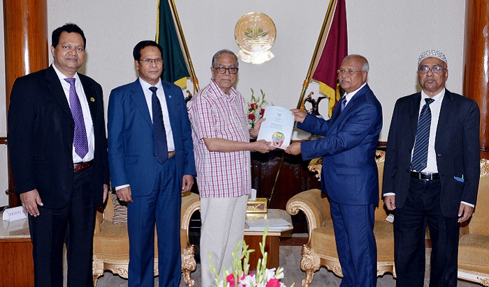 Corrupt individuals must be punished: President