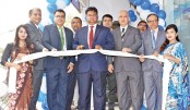NCC Bank opens  ATM booth  at Mirpur