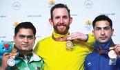 Shooter Baki bags silver for Bangladesh