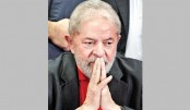 Lula surrenders to police to serve jail term