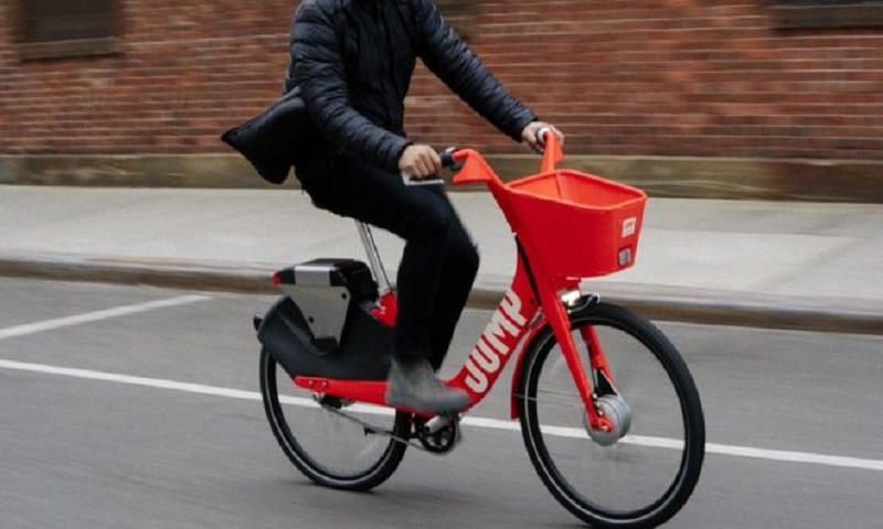 Uber to buy electric bike-sharing firm