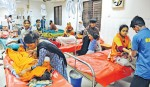 Sudden surge of diarrhoea  patients in city hospitals
