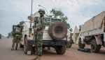 UN troops attacked in C African capital after security sweep