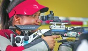 Shooter Zakia finishes 4th, Shakil 6th