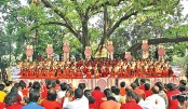 Pahela Baishakh – show of  splendid colours