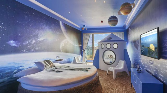 First-ever hotel to launch in space by 2021