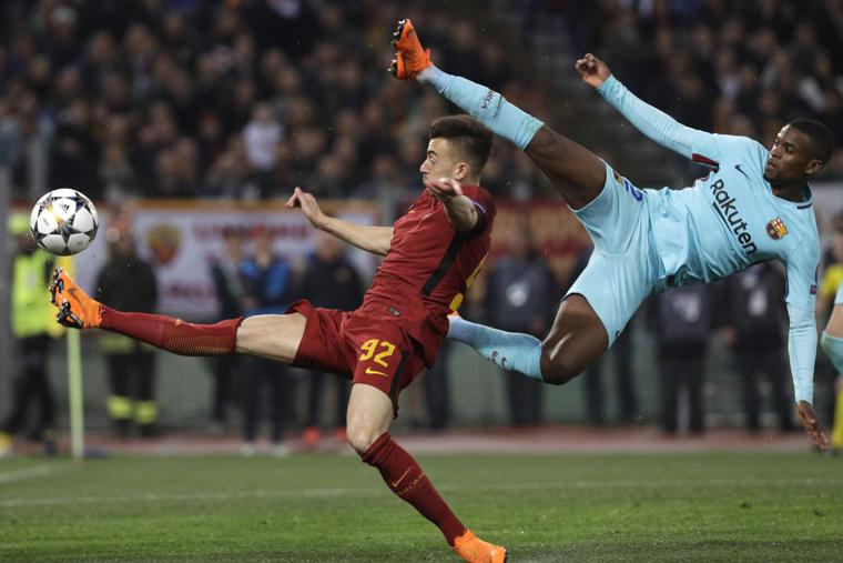 Roma knock Barcelona out of Champions League with remarkable comeback