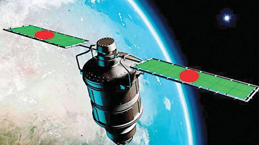 Bangabandhu-1 satellite launches May 4