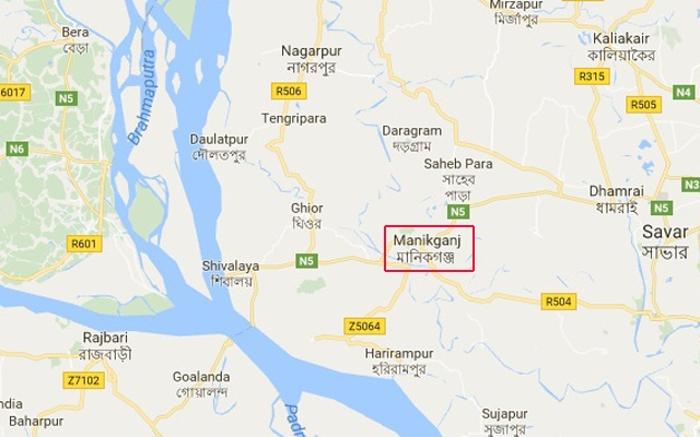 Road crash kills 2 motorcyclists in Manikganj