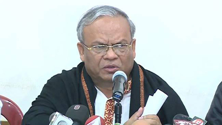 BNP sees sign of unilateral election; slams EC