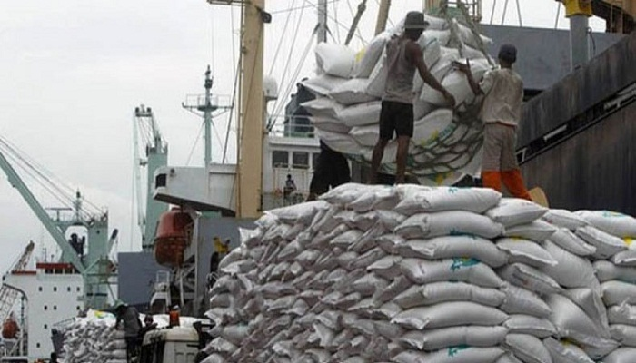 Bangladesh's rice import volume to drop to one-fourth