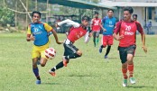First round of Bashundhara Kings U-17 Open Trial ends