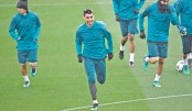 Ronaldo ready ahead of Real vs Juve clash
