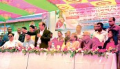 2 ministers inaugurate dev projects in Nilphamari
