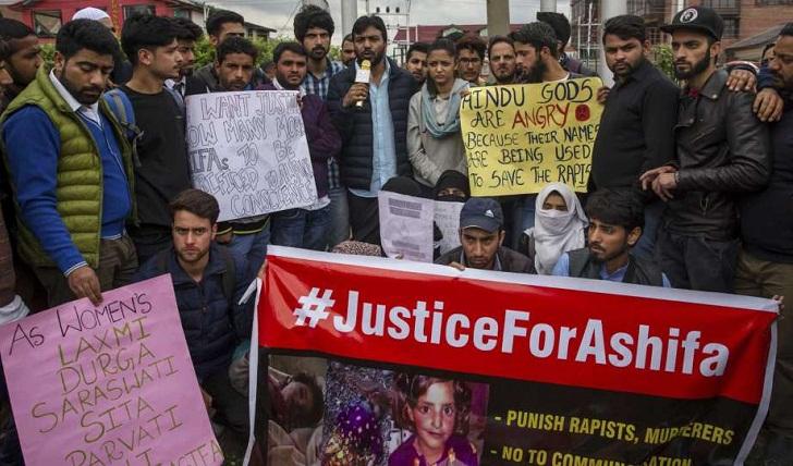 Child's rape, killing in India mired in religious politics
