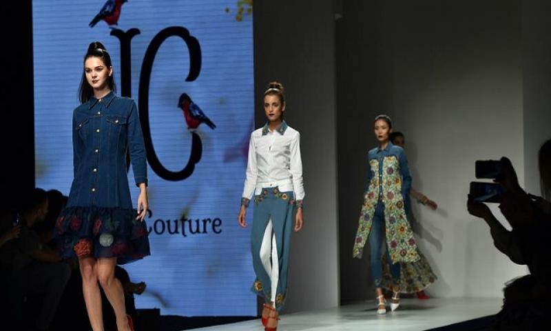 Saudi Arabia breaks new ground by hosting first-ever Arab Fashion Week