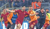 Roma dump Barca out  after miracle comeback