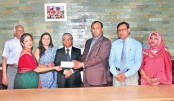New trust  fund launched  at DU