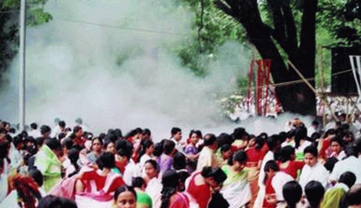 Justice still stuck in Ramna Batamul bomb blast case