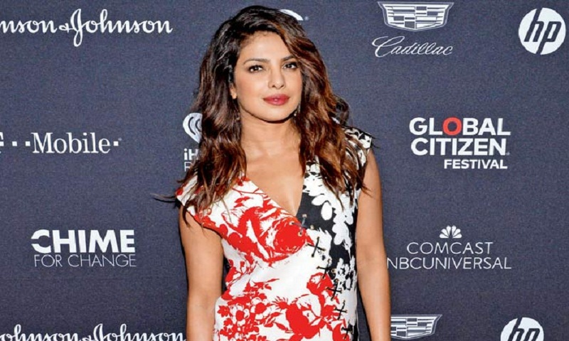 Priyanka Chopra says she's still looking for the right script