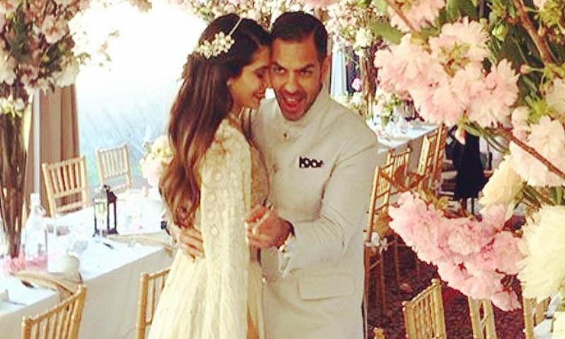 Karisma Kapoor's ex Sunjay celebrates anniversary with wife, Priya Sachdev