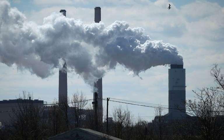 October trial set for US kids' climate change lawsuit