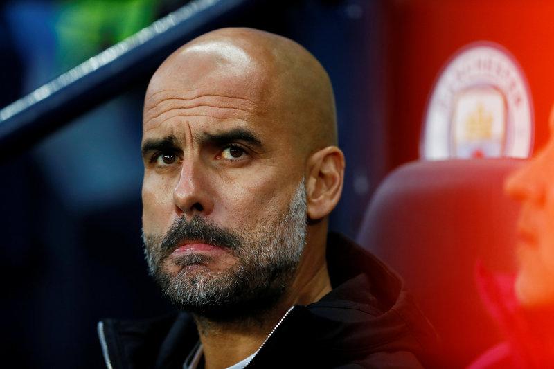 Guardiola fears City title collapse despite 13 points lead