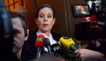 Nobel body head resigns