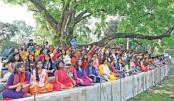 Cultural arena all set to celebrate Pahela Baishakh